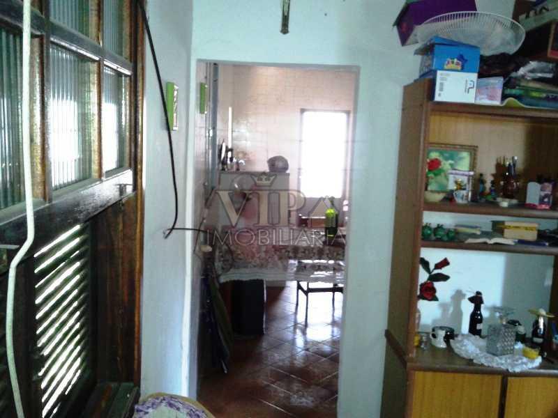9 - Casa Campo Grande, Rio de Janeiro, RJ À Venda, 3 Quartos, 87m² - CGCA30339 - 10