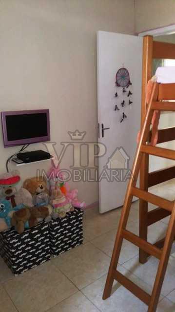 7 - Casa À VENDA, Campo Grande, Rio de Janeiro, RJ - CGCA20727 - 8