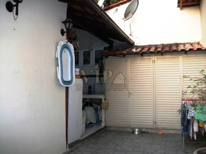 17 - Casa À VENDA, Campo Grande, Rio de Janeiro, RJ - CGCA20729 - 18