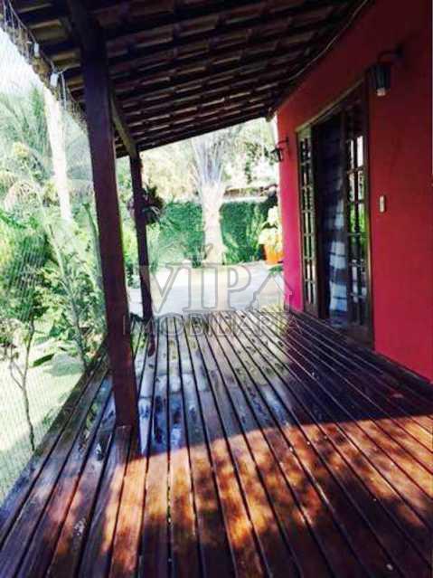 03 - Casa À VENDA, Campo Grande, Rio de Janeiro, RJ - CGCA30344 - 4