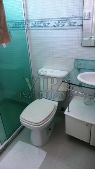 14 - Casa Campo Grande, Rio de Janeiro, RJ À Venda, 3 Quartos, 250m² - CGCA30348 - 13
