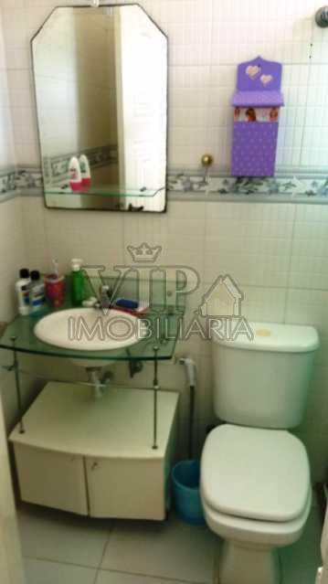 15 - Casa Campo Grande, Rio de Janeiro, RJ À Venda, 3 Quartos, 250m² - CGCA30348 - 14
