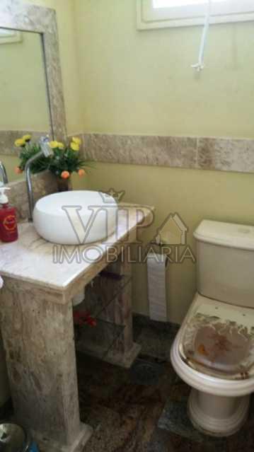 16 - Casa Campo Grande, Rio de Janeiro, RJ À Venda, 3 Quartos, 250m² - CGCA30348 - 15