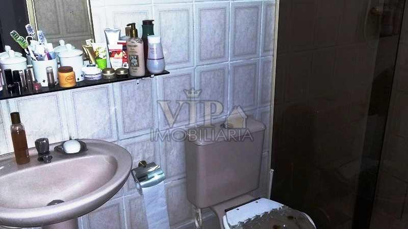 11 - Casa à venda Rua Chiador,Sepetiba, Rio de Janeiro - R$ 160.000 - CGCA20736 - 12
