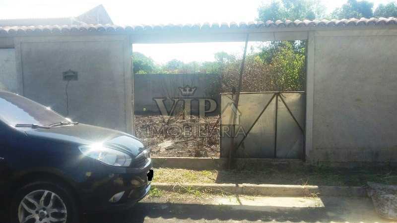 2 - Terreno 144m² à venda Guaratiba, Rio de Janeiro - R$ 65.000 - CGBF00100 - 1
