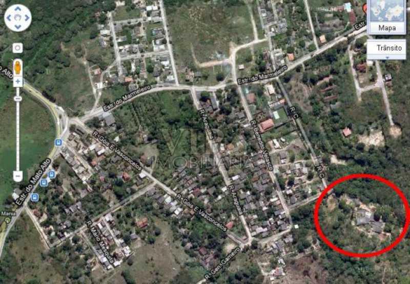 Mapa - Sítio À VENDA, Guaratiba, Rio de Janeiro, RJ - CGSI40002 - 16