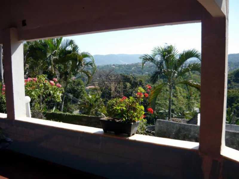Vista da casa principal - Sítio À VENDA, Guaratiba, Rio de Janeiro, RJ - CGSI40002 - 19