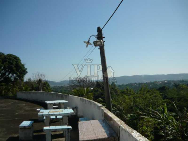 Vista do sítio - Sítio à venda Guaratiba, Rio de Janeiro - R$ 1.700.000 - CGSI40002 - 21