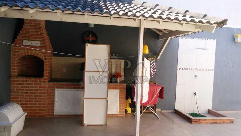 12 - Casa À VENDA, Campo Grande, Rio de Janeiro, RJ - CGCA20761 - 14