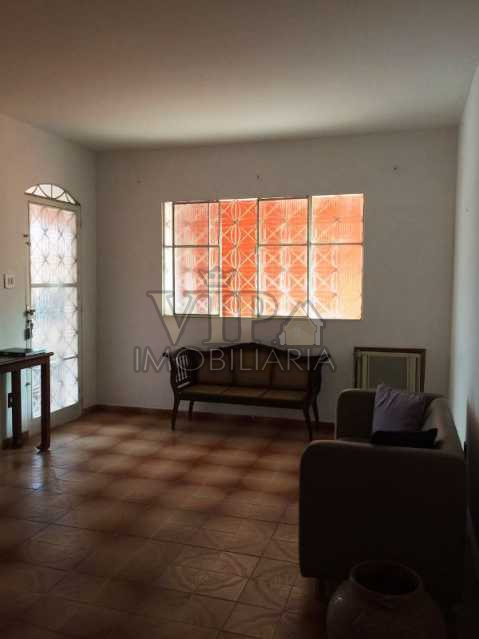 1 2 - Casa 4 quartos à venda Campo Grande, Rio de Janeiro - R$ 500.000 - CGCA40091 - 1