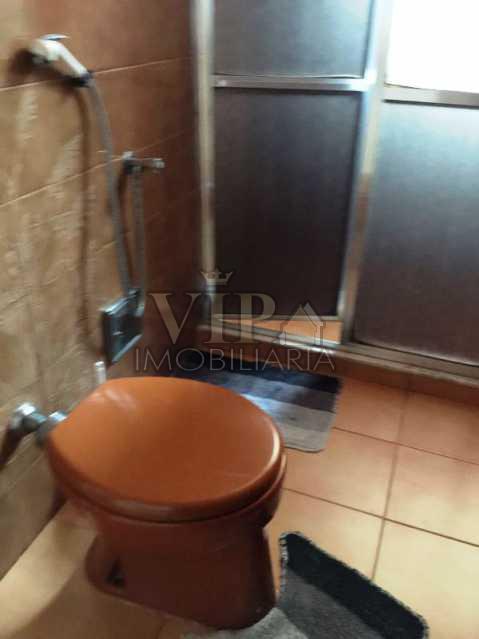 13 - Casa 4 quartos à venda Campo Grande, Rio de Janeiro - R$ 500.000 - CGCA40091 - 14