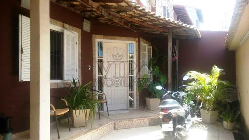 1 - Casa À VENDA, Campo Grande, Rio de Janeiro, RJ - CGCA20777 - 1