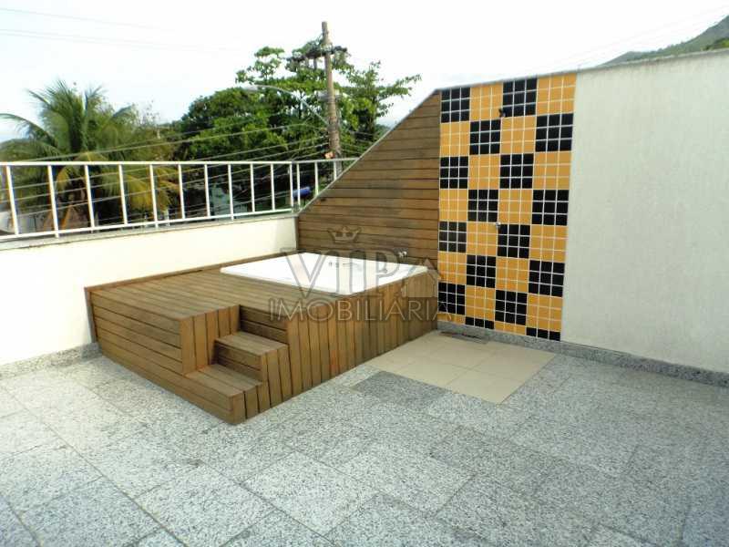 19 - Casa Bangu, Rio de Janeiro, RJ À Venda, 3 Quartos, 140m² - CGCA30366 - 18
