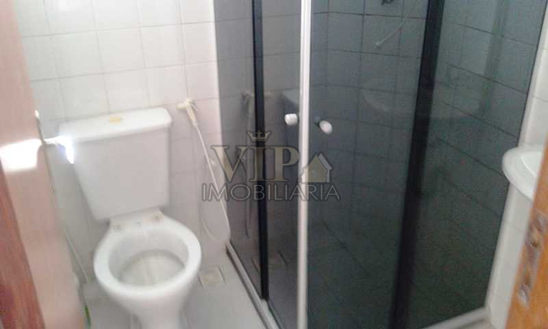 7 - Apartamento para alugar Estrada do Campinho,Campo Grande, Rio de Janeiro - R$ 1.000 - CGAP20461 - 9