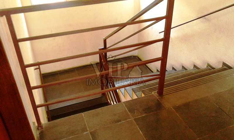 9 2 - Apartamento para alugar Estrada do Campinho,Campo Grande, Rio de Janeiro - R$ 1.000 - CGAP20461 - 11
