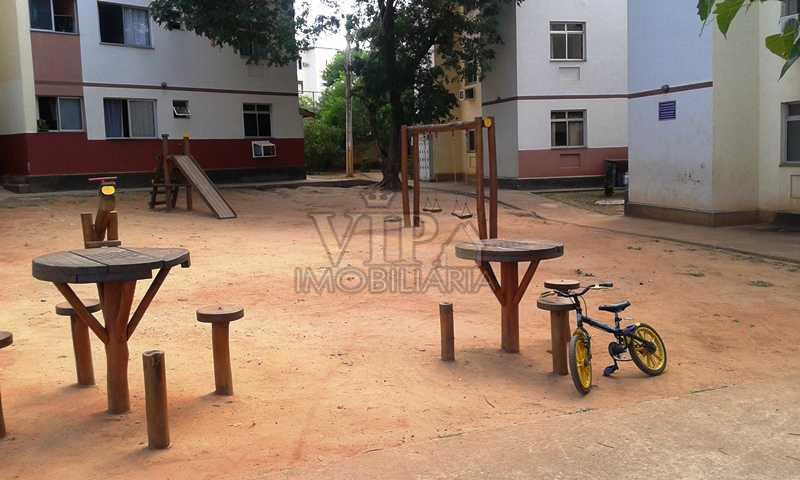 10 - Apartamento para alugar Estrada do Campinho,Campo Grande, Rio de Janeiro - R$ 1.000 - CGAP20461 - 13