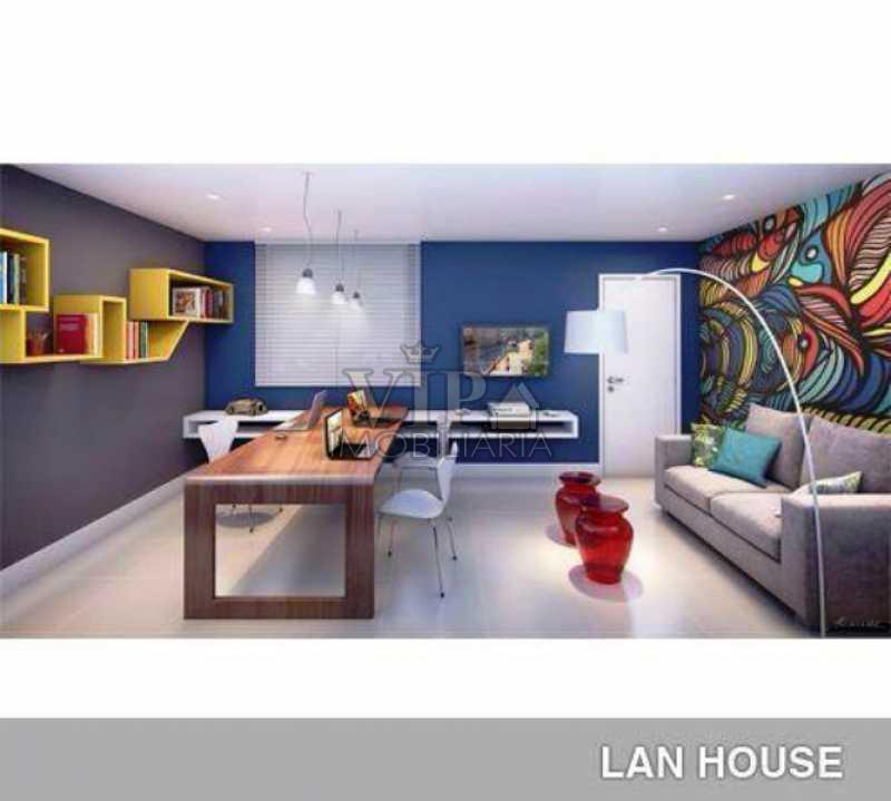 13 - Apartamento 2 quartos à venda Campo Grande, Rio de Janeiro - R$ 379.000 - CGAP20477 - 12