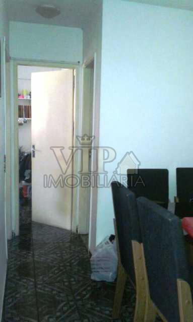4 - Apartamento 2 quartos à venda Bangu, Rio de Janeiro - R$ 110.000 - CGAP20478 - 5