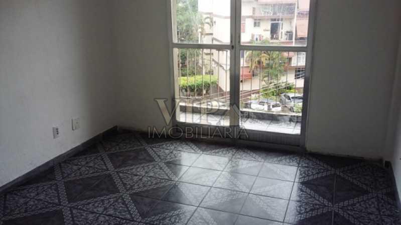 1 - Apartamento À VENDA, Campo Grande, Rio de Janeiro, RJ - CGAP20482 - 1