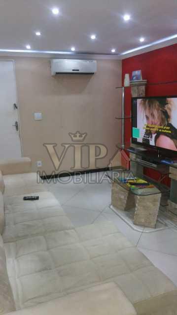 1 - Apartamento À VENDA, Campo Grande, Rio de Janeiro, RJ - CGAP30095 - 1
