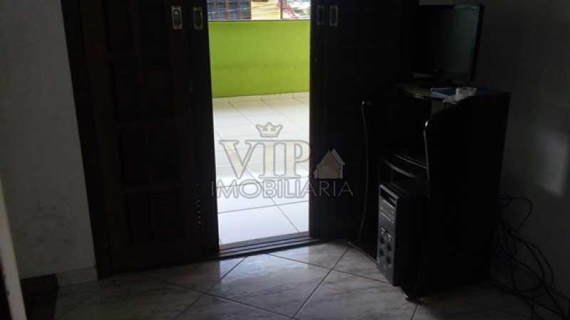 1- - Casa À VENDA, Campo Grande, Rio de Janeiro, RJ - CGCA30375 - 4