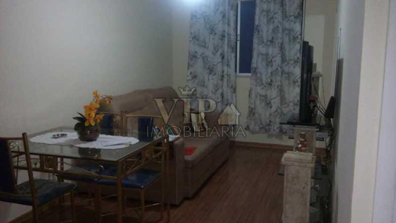 1 - Apartamento À VENDA, Campo Grande, Rio de Janeiro, RJ - CGAP20486 - 1