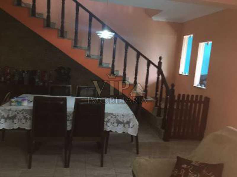 2 - Casa À VENDA, Campo Grande, Rio de Janeiro, RJ - CGCA30376 - 3