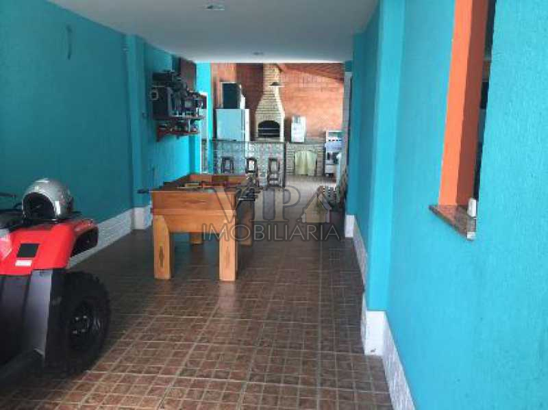 16 - Casa À VENDA, Campo Grande, Rio de Janeiro, RJ - CGCA30376 - 16