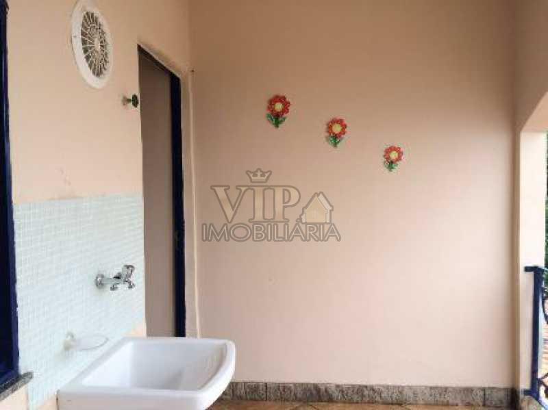 25 - Casa À VENDA, Campo Grande, Rio de Janeiro, RJ - CGCA70001 - 23