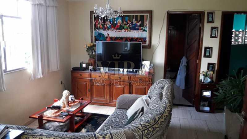 1 - Casa 5 quartos à venda Campo Grande, Rio de Janeiro - R$ 750.000 - CGCA50019 - 1