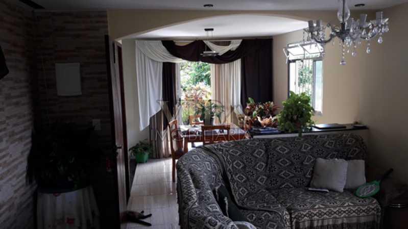 2 - Casa 5 quartos à venda Campo Grande, Rio de Janeiro - R$ 750.000 - CGCA50019 - 3