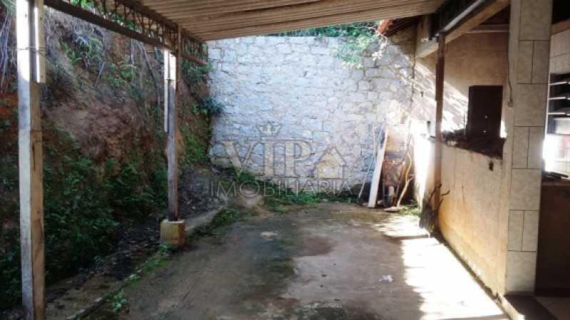 17 - Casa Campo Grande, Rio de Janeiro, RJ À Venda, 2 Quartos, 150m² - CGCA20790 - 16