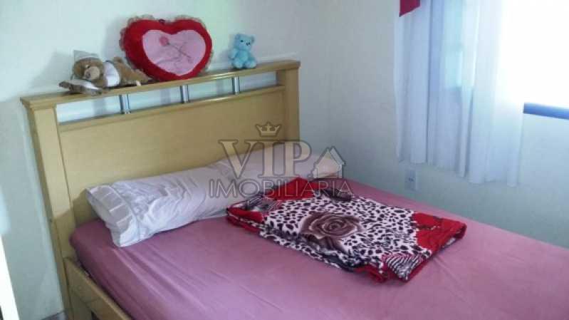 8 - Casa 3 quartos à venda Campo Grande, Rio de Janeiro - R$ 250.000 - CGCA30380 - 9