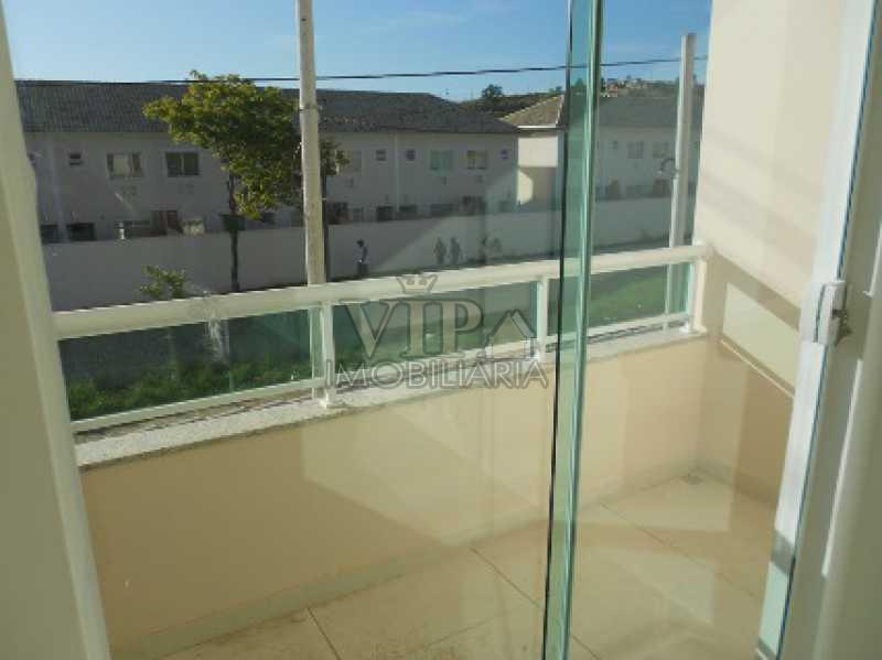 3 - Casa À Venda - Campo Grande - Rio de Janeiro - RJ - CGCA20793 - 4