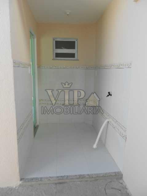 10 - Casa À Venda - Campo Grande - Rio de Janeiro - RJ - CGCA20793 - 12