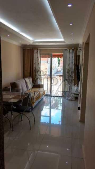 2 - Apartamento à venda Estrada da Cachamorra,Campo Grande, Rio de Janeiro - R$ 189.990 - CGAP20492 - 4