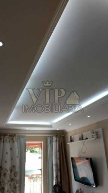 3 - Apartamento à venda Estrada da Cachamorra,Campo Grande, Rio de Janeiro - R$ 189.990 - CGAP20492 - 5