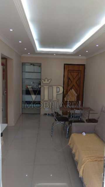4 - Apartamento à venda Estrada da Cachamorra,Campo Grande, Rio de Janeiro - R$ 189.990 - CGAP20492 - 6