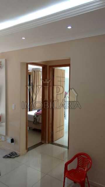5 - Apartamento à venda Estrada da Cachamorra,Campo Grande, Rio de Janeiro - R$ 189.990 - CGAP20492 - 7