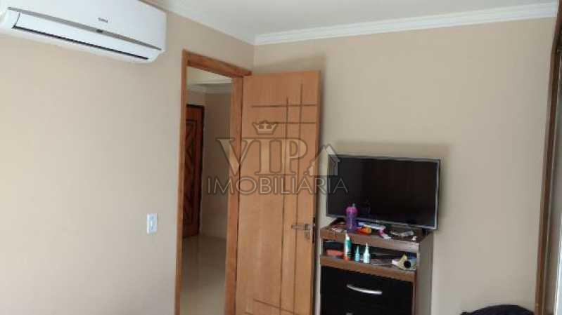 6 - Apartamento à venda Estrada da Cachamorra,Campo Grande, Rio de Janeiro - R$ 189.990 - CGAP20492 - 8
