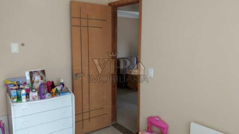 7 - Apartamento à venda Estrada da Cachamorra,Campo Grande, Rio de Janeiro - R$ 189.990 - CGAP20492 - 9