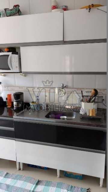 9- - Apartamento à venda Estrada da Cachamorra,Campo Grande, Rio de Janeiro - R$ 189.990 - CGAP20492 - 12