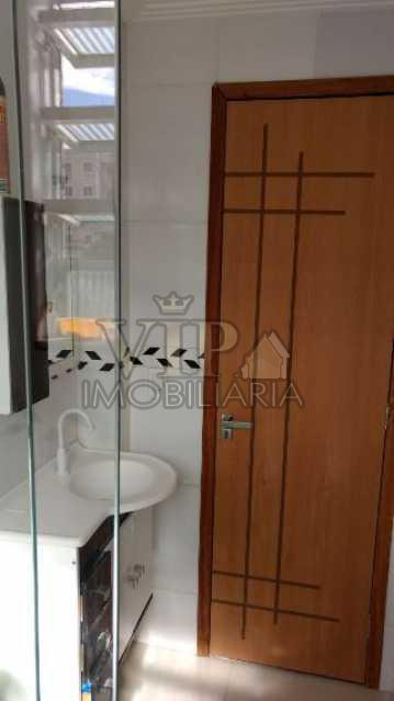 11 - Apartamento à venda Estrada da Cachamorra,Campo Grande, Rio de Janeiro - R$ 189.990 - CGAP20492 - 14