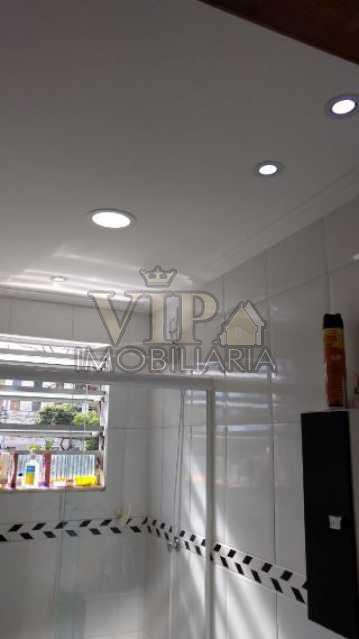 14 - Apartamento à venda Estrada da Cachamorra,Campo Grande, Rio de Janeiro - R$ 189.990 - CGAP20492 - 17