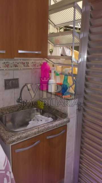10 - Apartamento 2 quartos para venda e aluguel Campo Grande, Rio de Janeiro - R$ 270.000 - CGAP20495 - 11