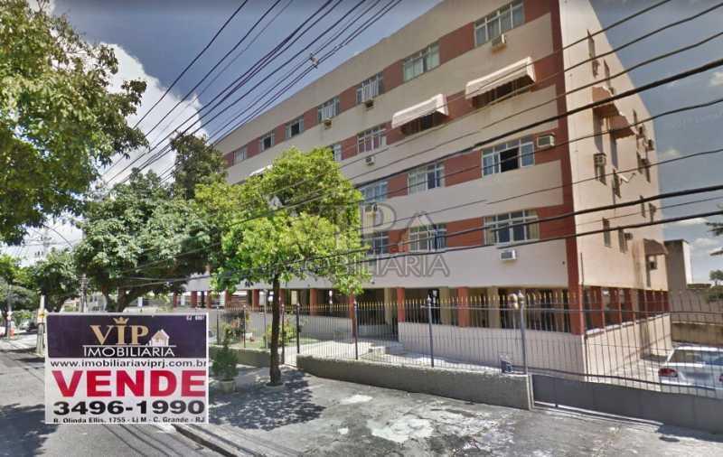 rua vitalves - Apartamento para venda e aluguel Rua Vítor Alves,Campo Grande, Rio de Janeiro - R$ 280.000 - CGAP20495 - 1
