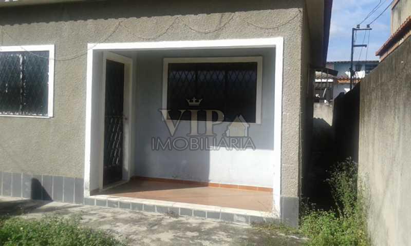 Casa 2 quartos à venda Inhoaíba, Rio de Janeiro - R$ 300.000 - CGCA20807 - 1