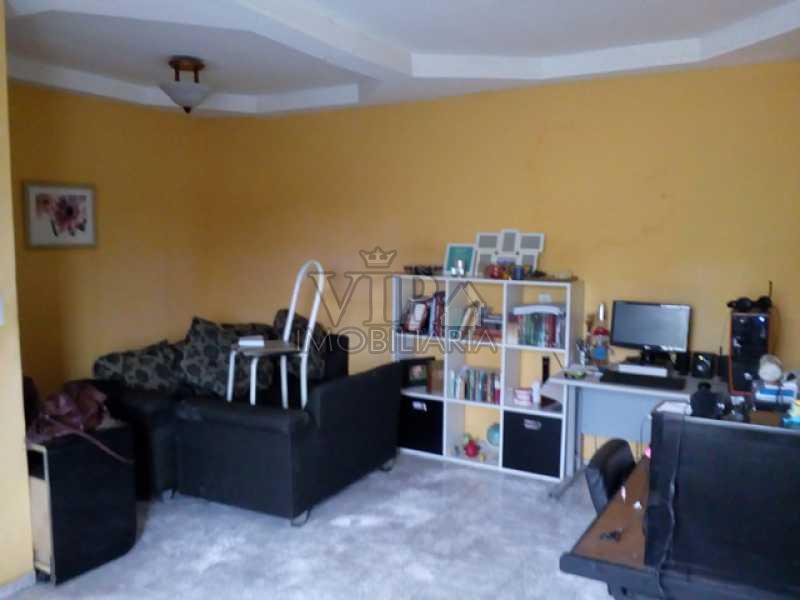 2 - Casa 3 quartos à venda Km 32, Nova Iguaçu - R$ 470.000 - CGCA30388 - 4
