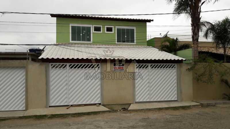 Casa em Condominio À VENDA, Campo Grande, Rio de Janeiro, RJ - CGCN20022 - 1