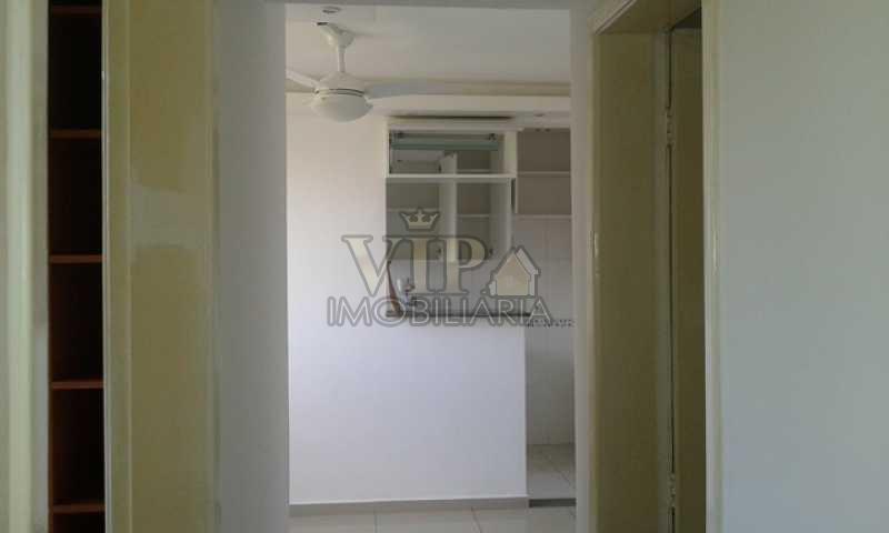 1 - Apartamento Campo Grande, Rio de Janeiro, RJ Para Alugar, 2 Quartos, 56m² - CGAP20517 - 1